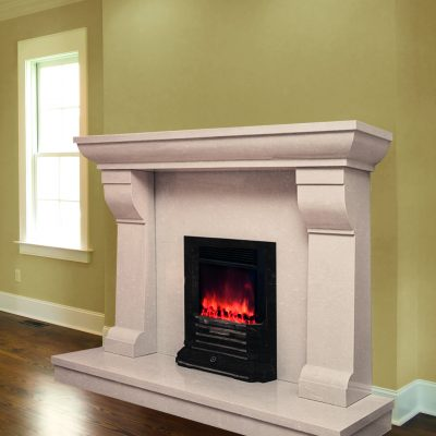 Crawford Fireplace