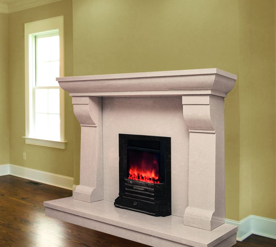 Marble Fireplaces Ireland - Best Value Marble Fireplaces direct to ...