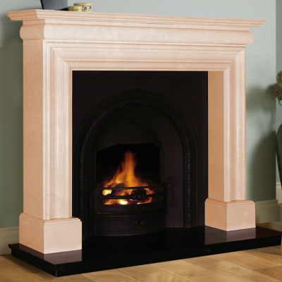Wexford Cream Marfil Fireplace